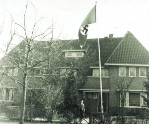 Woonhuis Nicolaas Went aan de Nieuwe Bussummerweg 149 te Huizen.